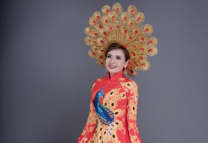 Nữ CMO WIPRO quyết tâm thử sức tại Hoa hậu Doanh nhân Hòa bình Thế giới 2019