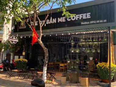 TP Buôn Ma Thuột: Khám phá nét độc đáo tại quán coffee The QT Ban Mê