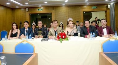 Buổi gặp mặt đầu tiền giữa thí sinh và BGK Ms Business World Peace tại TP. Hồ Chí Minh