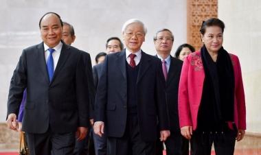 Tiêu chuẩn chức danh Tổng Bí thư, Chủ tịch nước, Thủ tướng Chính phủ, Chủ tịch Quốc hội