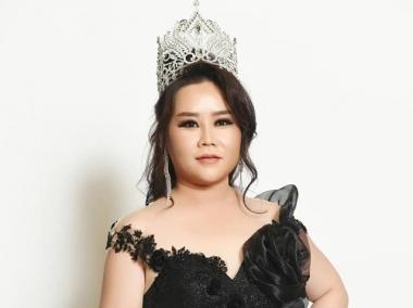 Hoa hậu nhân ái Hoàng Thảo Nguyên ngồi ghế nóng cuộc thi sắc đẹp mới