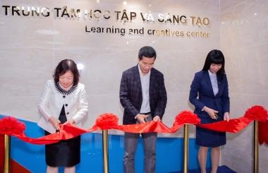 MB khai trương trung tâm học tập và sáng tạo hiện đại bậc nhất ngành ngân hàng