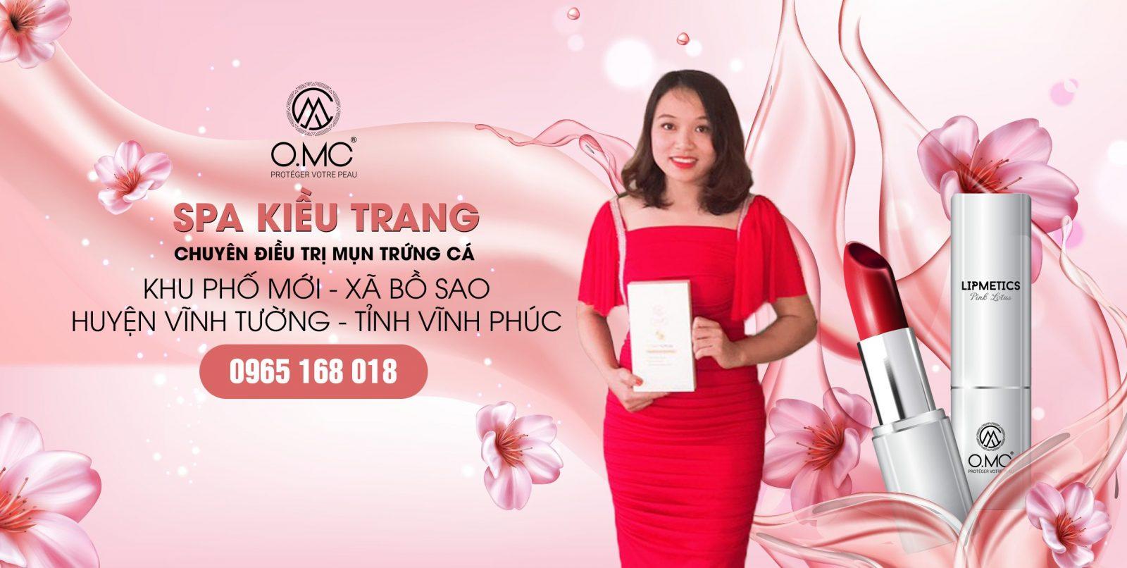 Kiều Trang Spa: Trung tâm chăm sóc da chuẩn Y khoa