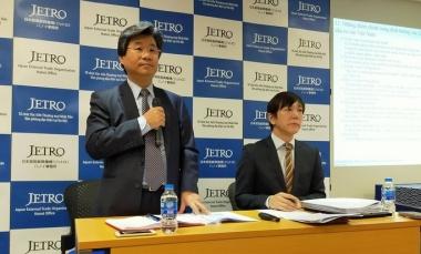 Có 63,9% DN Nhật Bản có định hướng mở rộng kinh doanh tại Việt Nam
