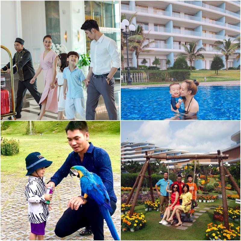FLC Hotels & Resorts gợi ý những điểm đến hấp dẫn cho các gia đình có trẻ nhỏ