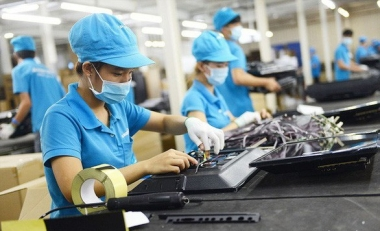 Tháng 1/2021, số doanh nghiệp gia nhập thị trường tăng trên 10%