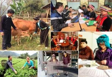 Quy định mới về chuẩn nghèo đa chiều giai đoạn 2021-2025