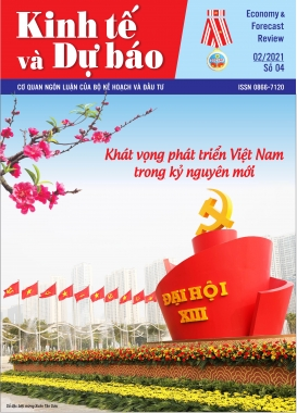 Giới thiệu Tạp chí Kinh tế và Dự báo số 4 (758)