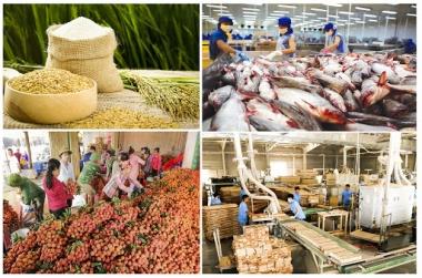 Đến năm 2030, giá trị xuất khẩu nông lâm thủy sản của Việt Nam đạt khoảng 60-62 tỷ USD