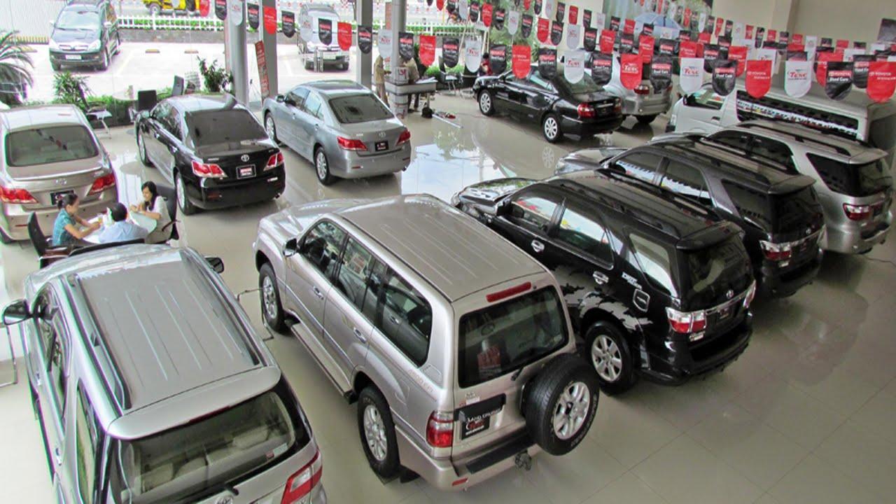 Tháng 01/2021, doanh số tiêu thụ ô tô tăng gần 70%