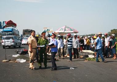 2 tháng đầu năm, bình quân 1 ngày xảy ra 69 vụ tai nạn giao thông