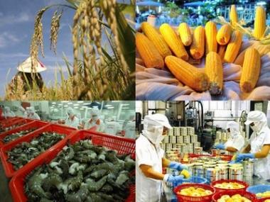 Kim ngạch xuất khẩu nông, lâm, thủy sản giảm 1,9% trong 2 tháng
