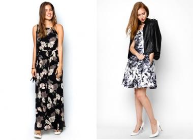Những mẫu đầm gây sốt các shop quần áo nữ hiện nay