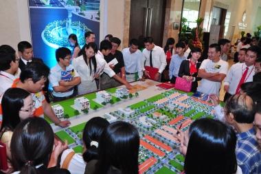 Tháng 01/2016: Hà Nội và TP. Hồ Chí Minh thực hiện thành công 3.200 giao dịch bất động sản