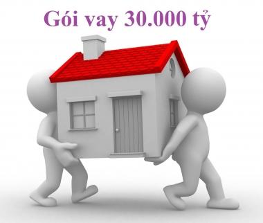 """Gói vay mua nhà 30.000 tỷ đồng: Có thực sự là là """"ưu đãi""""?"""