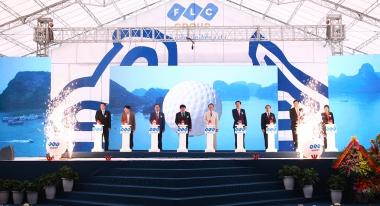 Khởi công dự án Quần thể Du lịch nghỉ dưỡng FLC Hạ Long
