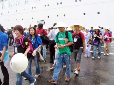 Quý I: Hơn 2 triệu khách quốc tế đến Việt Nam