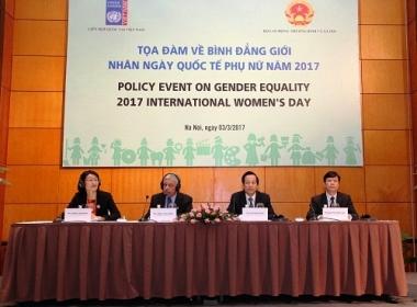 Trao quyền kinh tế cho phụ nữ trong bối cảnh thế giới thay đổi về việc làm