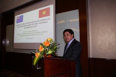 Cần đẩy mạnh hợp tác phát triển nông nghiệp Việt Nam-Australia