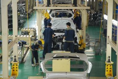 Đẩy mạnh phát triển ngành công nghiệp hỗ trợ ô tô