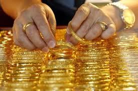 Giá vàng tiếp đà tăng mạnh từ ngày 27/03-31/03