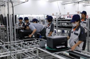 Tháng 03/2017: Chỉ số sản xuất công nghiệp tăng nhẹ