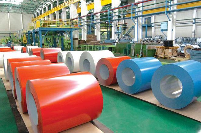Chính thức áp thuế tôn mạ nhập khẩu từ Trung Quốc và Hàn Quốc