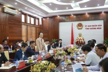 """FLC sẽ triển khai """"siêu"""" dự án 3.890 ha tại Quảng Ngãi"""