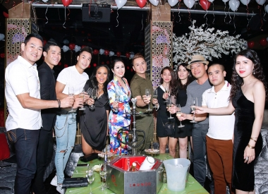 Bar DL LOUNGE: Tiếp tục khuấy động giới trẻ Sài thành