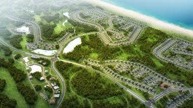 Có gì trong quần thể nghỉ dưỡng 20.000 tỷ đồng của FLC tại Quảng Bình?