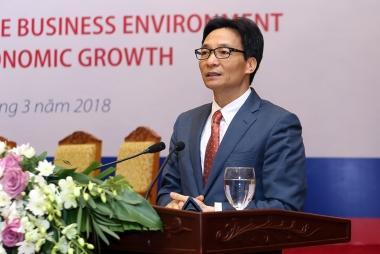 """Cải thiện môi trường kinh doanh: Không chỉ là """"trên nóng dưới lạnh"""" mà """"nóng - ấm không đều"""""""