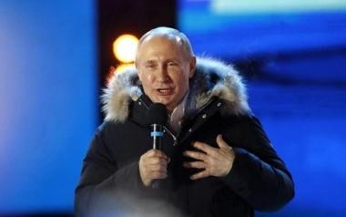 Putin giành chiến thắng áp đảo trong bầu cử tổng thống Nga