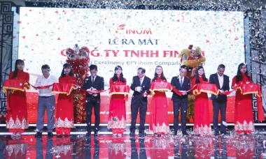Ra mắt Công ty TNHH Finom thuộc King Elong Group
