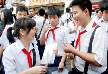TP. Hồ Chí Minh công bố lịch thi vào lớp 10