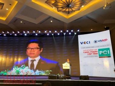 PCI 2017: Vượt Đà Nẵng, Quảng Ninh soán ngôi quán quân