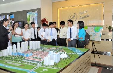 Quý I/2018: Trên 8.500 giao dịch bất động sản thành công