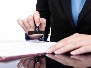 Một số hướng dẫn nghiệp vụ về quản lý và sử dụng mẫu con dấu DN