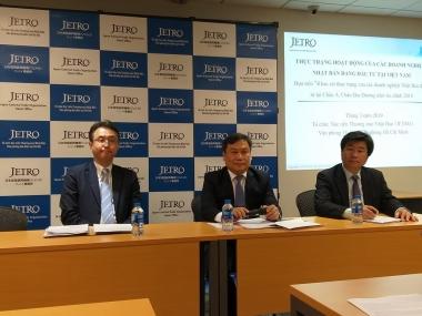 65,3% doanh nghiệp Nhật Bản làm ăn có lãi ở Việt Nam