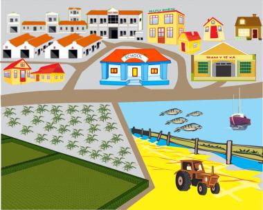 Tháng 12/2019, tổ chức tổng kết 10 năm thực hiện Chương trình MTQG xây dựng nông thôn mới