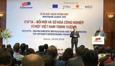 EVFTA và CMCN 4.0 sẽ giúp Việt Nam hội nhập sâu hơn vào nền kinh tế toàn cầu