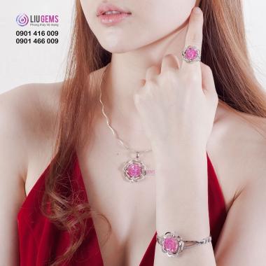 Liugems - Ra mắt bộ sản phẩm trang sức đá quý cao cấp ETERNAL mới lạ và tinh tế