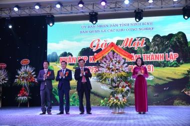 BQL các KCN tỉnh Ninh Bình: Nhìn lại chặng đường 15 năm