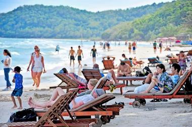 Khách quốc tế đến Việt Nam giảm mạnh trong tháng 2