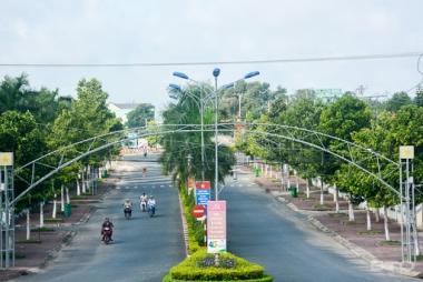 Thị xã Ngã Năm, tỉnh Sóc Trăng đạt chuẩn nông thôn mới