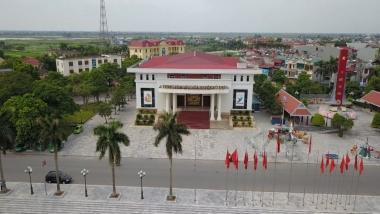 Thái Bình có thêm 2 huyện đạt chuẩn nông thôn mới