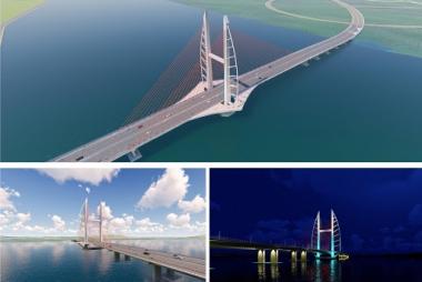"""FLC Tropical City Ha Long đón đầu cơ hội """"vàng"""" khi 2 dự án cầu Cửa Lục khởi công"""
