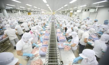 Tăng trưởng sản xuất công nghiệp chế biến, chế tạo thấp nhất trong 5 năm