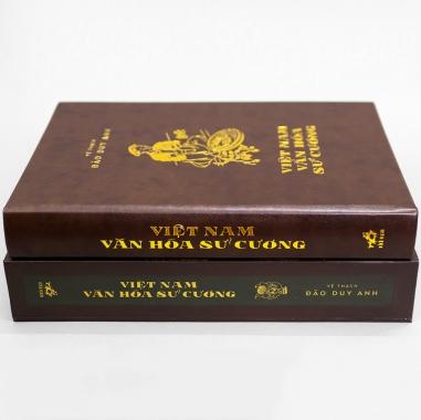 """Nhân đọc """"Việt Nam Văn Hóa Sử Cương"""" của cụ Đào Duy Anh"""
