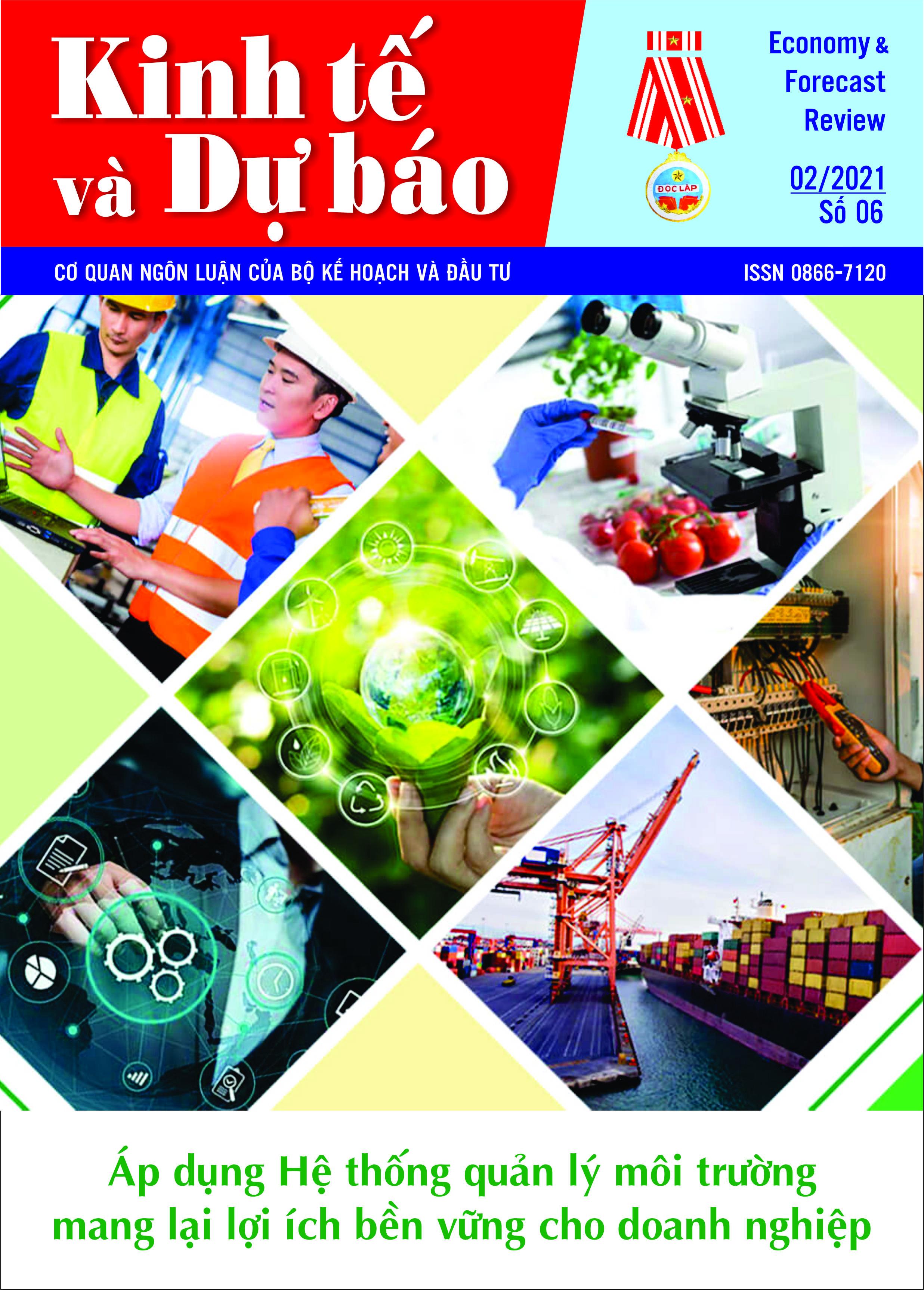 Giới thiệu Tạp chí Kinh tế và Dự báo số 6 (760)