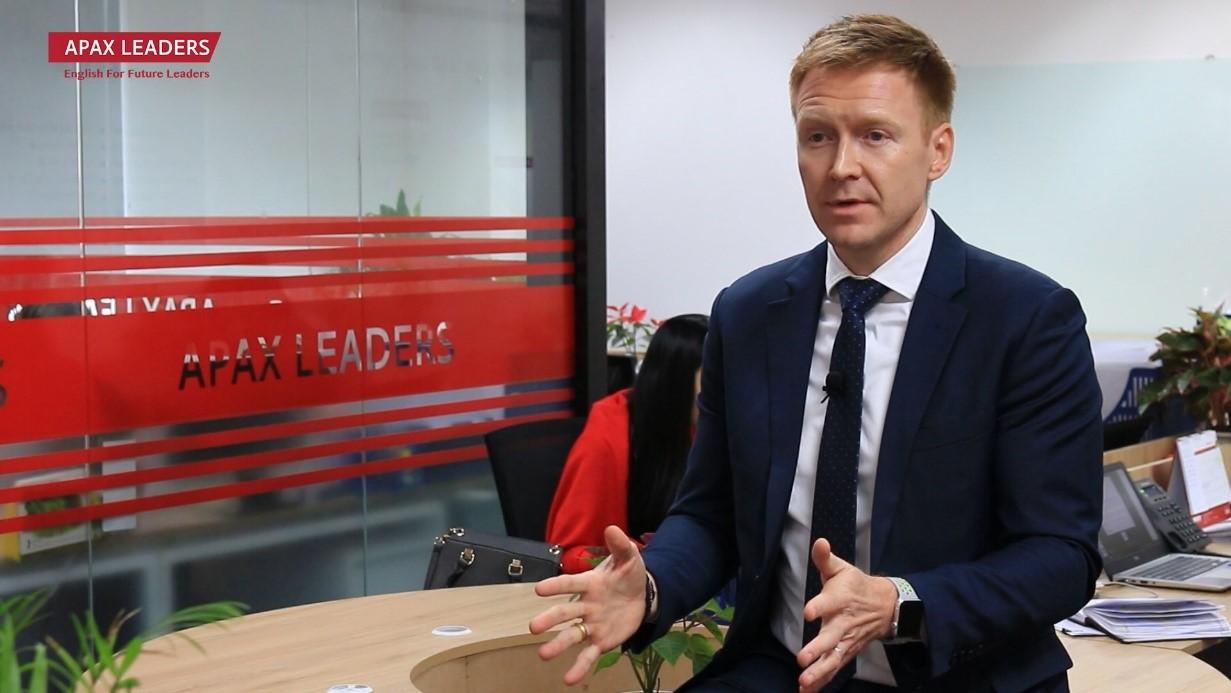Có Tổng giám đốc ngoại, Apax Holdings thực thi kế hoạch tăng trưởng 2021